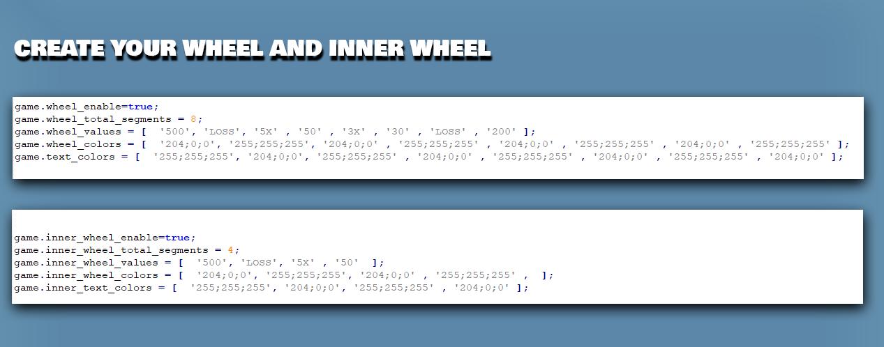 Lucky Wheel - ( HTML5 Game | CAPX ) - 1